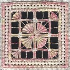 reticello/embroidery - Google Search