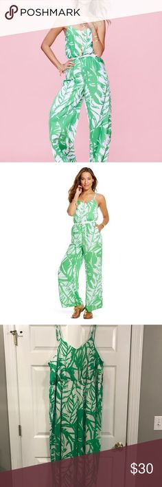 Lilly Pulitzer for Target - Jumpsuit New with tags!  2X Lilly Pulitzer for Target Other