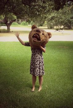I thought i just loved her giant metal chicken, beyonce. Laughed till i cried! Furiously Happy, Metal Chicken, New Profile Pic, Bear Head, Seriously Funny, Best Blogs, Funny Stories, Laughing So Hard, Make Me Happy