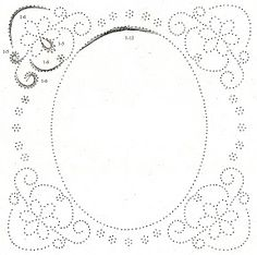 Embroidery On Paper Patrons broderies Hobby - Nerina De - Picasa Albums Web - Embroidery Cards, Hand Embroidery Patterns, Embroidery Stitches, Card Patterns, Stitch Patterns, String Art Diy, Stitching On Paper, Sewing Cards, Parchment Craft
