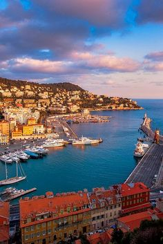 Student Tour to Cannes, French Riviera and Monaco, France Oh The Places You'll Go, Places To Travel, Places To Visit, Dream Vacations, Vacation Spots, Nice Cote D Azur, Monaco, Nice Ville, Villefranche Sur Mer