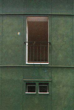 Valerio Olgiati - Haus Kucher, Rottenburg am Neckar 1991