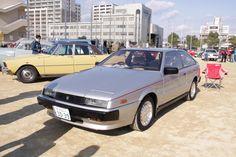 ISUZU Piazza いすゞ・ピアッツァ 1987