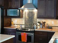 kitchen range hoods pictures - Google Search