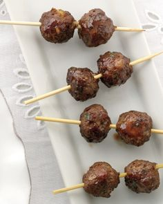 Lamb and pistachio meatballs