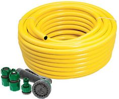"""PVC Super Spray YELLOW Pipes are manufactured using high quality raw material and available in different specifications as per the clients' requirement. Size -12 mm / 1/2"""" Inch,  Manufacturer Ashish Realflex; Standard roll of 60m Enquiry:info@steelsparrow.com Plz visit for best price@ http://www.steelsparrow.com/industrial-hoses/super-spray-yellow-pipe.html"""