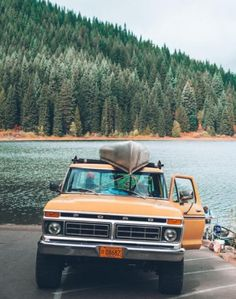 24 New Ideas Outdoor Camping Photography Canoeing Adventure Awaits, Adventure Travel, The Road, Ford Trucks, Lifted Trucks, Ford 4x4, Pickup Trucks, Adventure Is Out There, Van Life