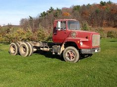 1974 Ford 9000 HeavyDuty For Sale in Schaghticoke, NY Big Ford Trucks, Old Trucks, Wanted Ads, Heavy Duty Trucks, Rigs, Used Cars, Abandoned, Antique Cars, Concrete
