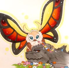 Mothra and Godzilla All Godzilla Monsters, Godzilla Comics, Godzilla 2, Godzilla Franchise, Dragon's Lair, King Kong, Lego Ninjago, Anime Comics, Cute Art