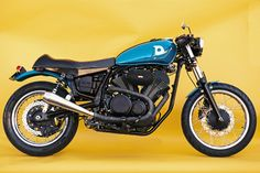 D-Bolt | Deus Ex Machina | Custom Motorcycles, Surfboards, Clothing and Accessories