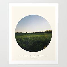 Go+Instead+Art+Print+by+Tina+Crespo+-+$18.50