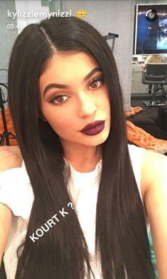Kylie snapchat 2016
