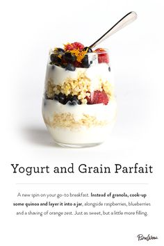 Yogurt and Grain Par