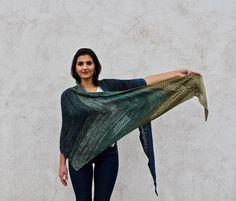 Find Your Fade by Andrea Mowry, knitted by @Samika Savanur.malhi | malabrigo