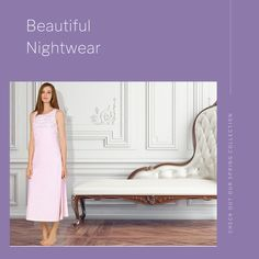 Beautiful Nightwear for Summer Nightwear, Summer Dresses, Spring, Beautiful, Collection, Fashion, Summer Sundresses, Moda, Sundresses