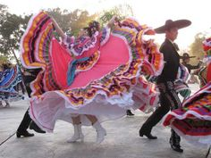 Sparks Mexico Web » Blog ArchiveBallet Folklorico on Jocotepec ...
