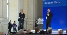 Digitale: Renzi con Roberta Vinci all'Italian Digital Day