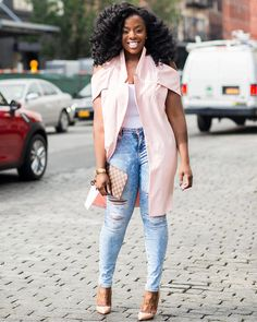 """""""Here's some morning style inspiration from @ngozithestylist!"""""""