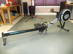 concept 2 rowing machine craigslist