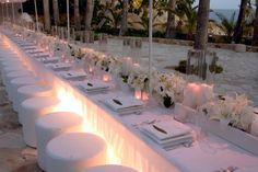 wedding,weddings,white wedding,white weddings,white and beige wedding . Beige Wedding, All White Wedding, Cream Wedding, White Weddings, Orange Wedding, Elegant Wedding, Wedding Table Settings, Wedding Chairs, Cake Wedding