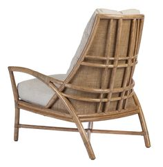 McGuire New York: Petal Lounge Chair