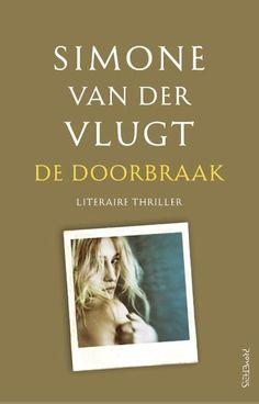 Boek cover De doorbraak van Simone van der Vlugt (Paperback)
