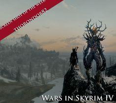 Wars in Skyrim IV