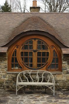 Far from the Shire, a Hobbit house in Pa. country - Yahoo! News