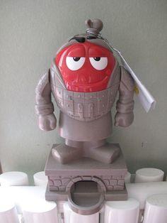 China Version M M M M's Cosplay Terra Cotta Warriors Candy Dispenser   eBay