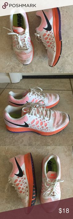 Nike Pegasus 31 Nike Pegasus 31, women's 11. Worn, but still in good condition. Nike Shoes Athletic Shoes