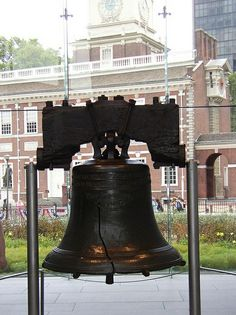 Liberty Bell  -  Independence National Historical Park,  Philadelphia,  PA