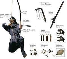 Ninja_weapon