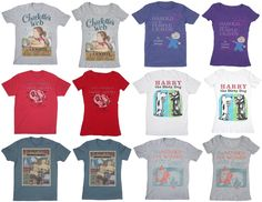 Children's classics, adult sizes. For the kid in all of us...