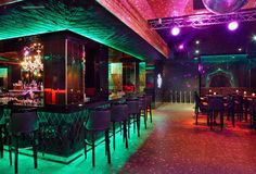 The Eve by Robert Majkut Design-an eclectic and intensely sensual interior for a nightclub in Warsaw: http://www.archello.com/en/project/eve #Interior #Design