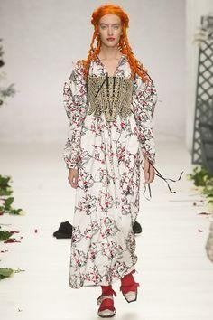 London Fashion Week, SS '14, Meadham Kirchhoff