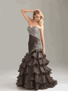 Military Ball, Love!!! Great color and the drop waist mermaid is fabulous!
