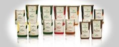 Products: flours, semi-prepared mixes, improvers for bread, pizza and pastry.