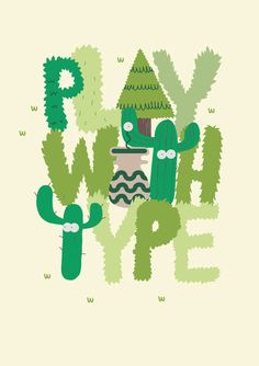 Play with type, stop motion experimentation.By Jose Miguel...