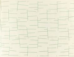 Drawing, Textile Design: Flawsat, ca. 1950 This object was designed by Angelo Testa.