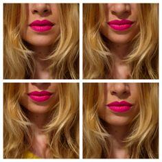 NARS Schiap. This is my favorite bold lipstick!