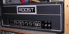 Roost Röhrenverstärker, rare vintage British 100w Tube Amp Head in Berlin - Prenzlauer Berg | Musikinstrumente und Zubehör gebraucht kaufen | eBay Kleinanzeigen