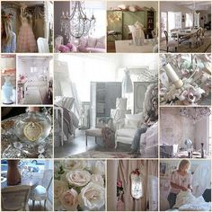 I don't produce shabby chic pieces myself unless requested. The reason for this is that I much prefer REAL shabby chic. The sort of shabby . Shabby Chic Mode, Shabby Chic Vintage, Shabby Chic Couture, Style Shabby Chic, Shaby Chic, Simply Shabby Chic, Shabby Chic Decor, French Vintage, Romantic Homes