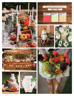 Farm to Table Wedding inspiration on WellWed + VT Vows Inspiration Boards, Wedding Inspiration, Winter Christmas, Holiday, Sunset Colors, Table Wedding, Spring Garden, Color Pallets, Vows