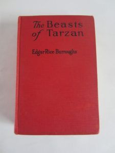 One hundred years ago the third Tarzan book by Edgar Rice Burroughs was first published as a novel. It was originally released as a serial in This copy is a first edition in very good conditi… Tarzan Book, One Hundred Years, Third, Beast, Novels, Rice, Success, Jacket, Amazing