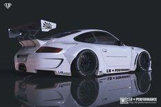 Liberty Walk | Porsche 997...