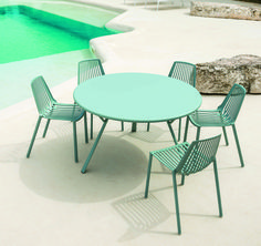 Collection RADICE QUADRA Design by: Robby & Francesca Cantarutti. Fast in_out aluminium