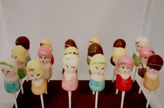 Hairspray Cake Pop Favors, Marshmallow Pops, Hairspray, My Baby Girl, Oreo, Geek Stuff, Chocolate, Geek Things, Hair Sprays