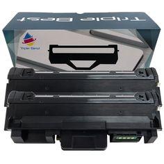 2x MLT-D116S Laser Toner Cartridges for Samsung M2675F M2825DW M2875FD M2875FW
