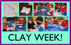 Clay for grade Pottery Lessons, Sculpture Lessons, 5th Grade Art, Elements Of Art, 5th Grades, Critical Thinking, Art Blog, Art Lessons, Classroom