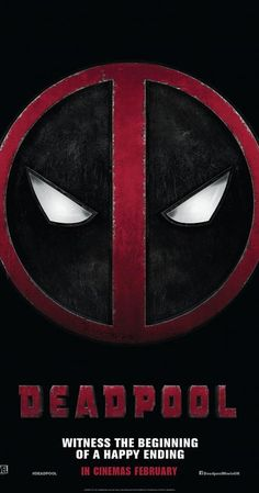 Directed by Tim Miller.  With Ed Skrein, Ryan Reynolds, Morena Baccarin, Gina Carano. A former Special Forces operative turned mercenary is subjected to a rogue experiment that leaves him with accelerated healing powers and adopts the alter ego Deadpool.
